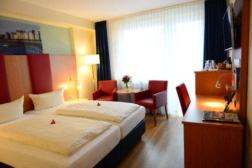 TIPTOP Hotel National Düsseldorf (Superior) photo 14