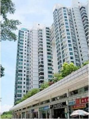E stay Service Apartment- Nanshan.Nanguang City Garden front view