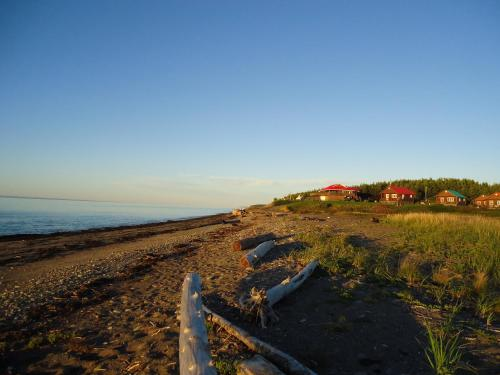 Patty's Beach Chalets