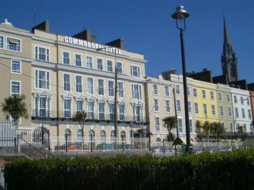 Photo of Commodore Hotel Hotel Bed and Breakfast Accommodation in Cobh Cork