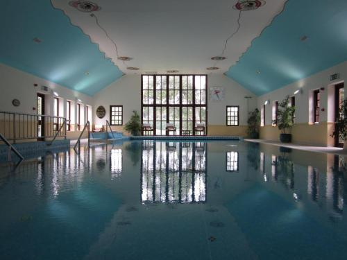 Dromoland Castel The Pool Six Star Hotels The Great