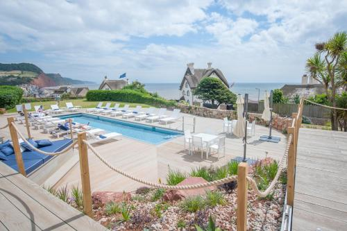 Sidmouth harbour hotel sidmouth devon west country Hotels in sidmouth with swimming pool