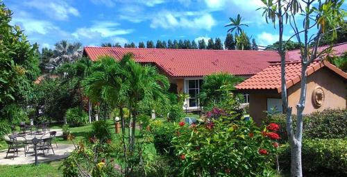 Отель Pictory Garden Resort 4 звезды Таиланд