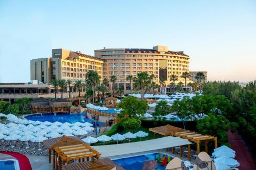 Отель Fame Residence Lara & Spa 5 звёзд Турция