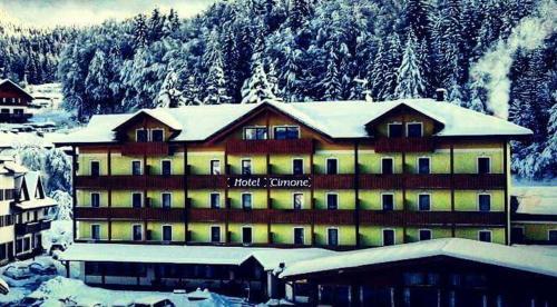 Отель Hotel Cimone 3 звезды Италия