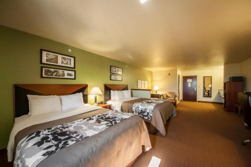 Sleep Inn & Suites Shamrock