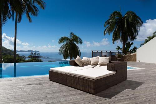 Villas Palm Royal, Port Glaud