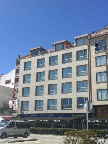 Отель Hotel Varadoiro 1 звезда Испания