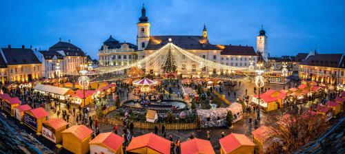 Отель Sibiu Deluxe Residence 0 звёзд Румыния