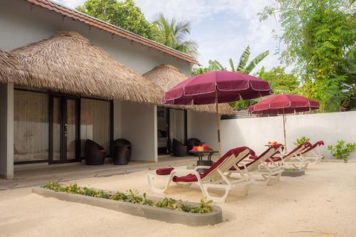 Local Island Inn, Hangnaameedhoo