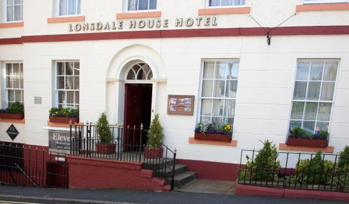 Lonsdale House Hotel (B&B)