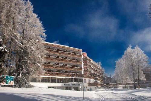 Grand Hôtel du Golf & Palace Crans Montana