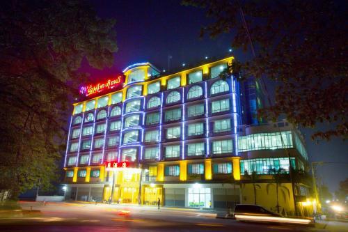 Shan Shwe Myanmar Hotel