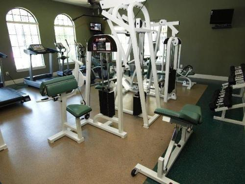 Fitness center Charo Dwelling 914