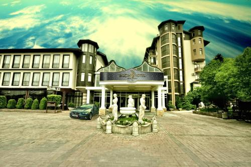Отель Yalcin Hotel Resort 5 звёзд Турция