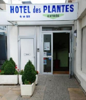 Hôtel des Plantes