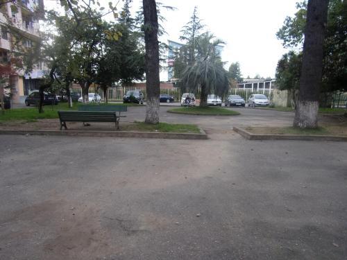 Апартаменты Горгиладзе