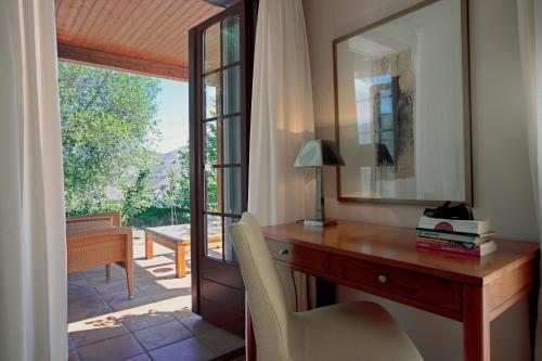 Habitación Doble con terraza La Almunia del Valle 2