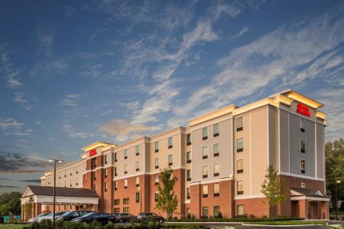 Hampton Inn Suites Yonkers Westchester Tuckahoe New York