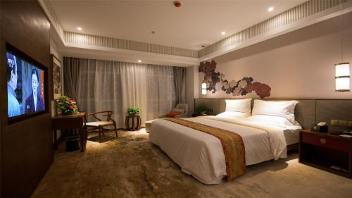 Отель Ningxia Deji Linka Hotel 4 звезды Китай