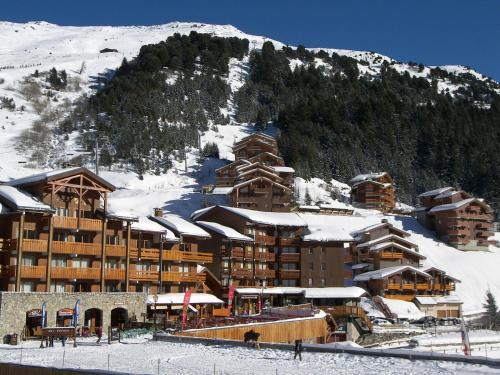 Scenic Apartment near Ski Area in Meribel