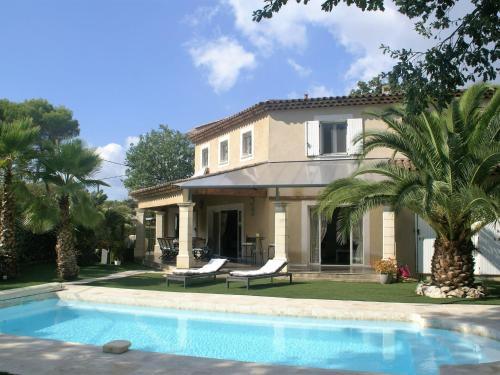 Отель Villa Mouans-Sartoux 0 звёзд Франция