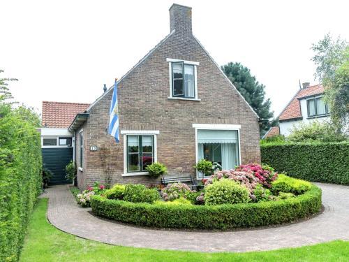 Отель Holiday home De Krukel 0 звёзд Нидерланды