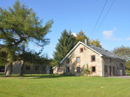 Holiday home Gite De Haute Bosfagne, Sourbrodt