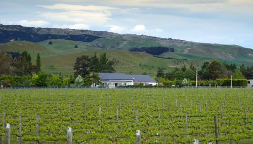 Dunnolly Vineyard Cottage