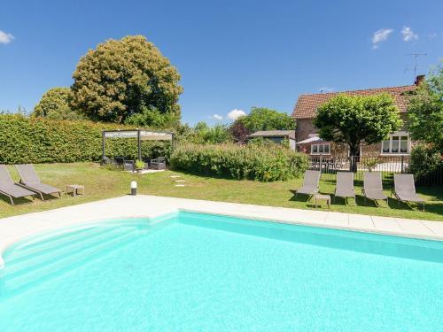 Holiday home Maison Le Puy Tramuzat