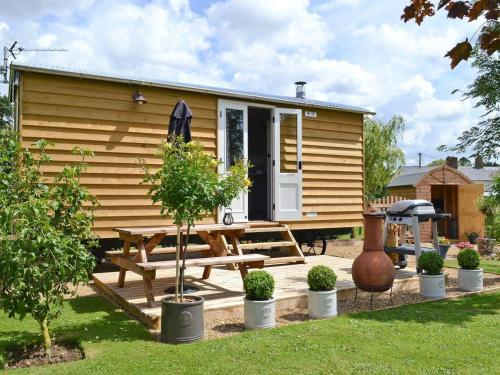 Barleywood Shepherds Hut