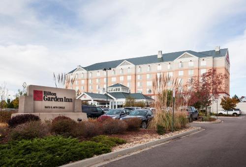 Hilton Garden Inn Denver Airport Aurora CO United States