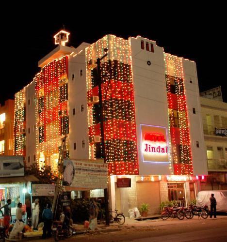 Отель Hotel Jindal Neemuch 0 звёзд Индия