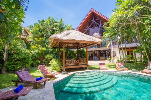 Отель Villa Daria 5 звёзд Индонезия