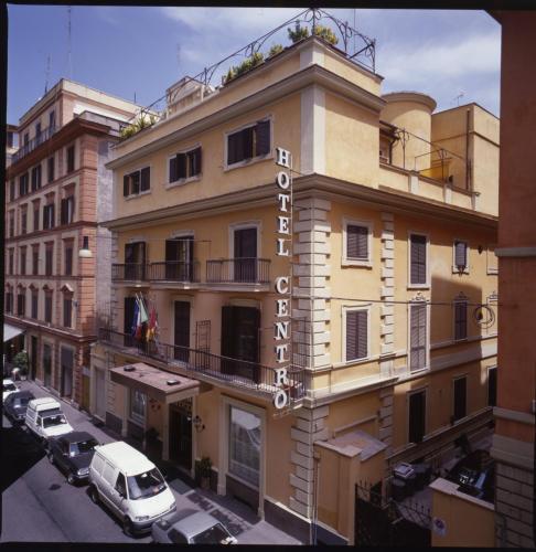 Отель Hotel Centro 3 звезды Италия