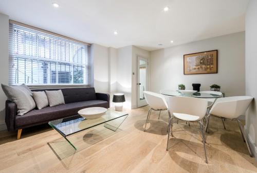Quintessential Notting Hill Apartment