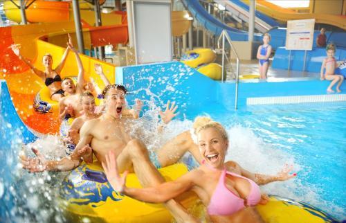 Отель Hotel Aqualand Inn 0 звёзд Чешская Республика