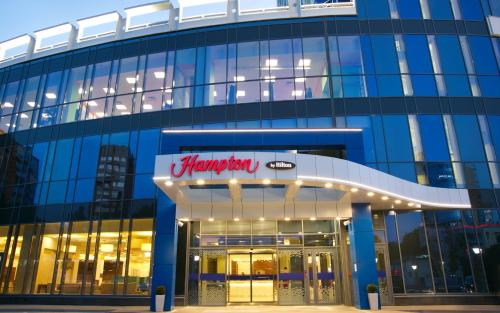 Stay at Hampton by Hilton Nizhny Novgorod