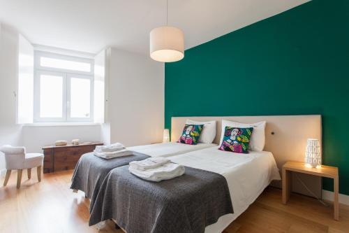 Отель Feels Like Home Liberdade Prime Apartment 0 звёзд Португалия