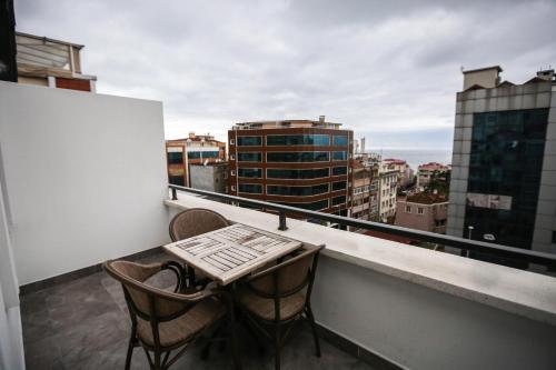 غرفة مزدوجة مع شرفة (Double Room with Terrace)