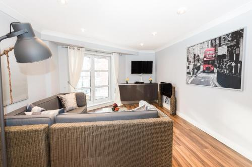 Hotel Luxury Rental Dublin Westland Apartment