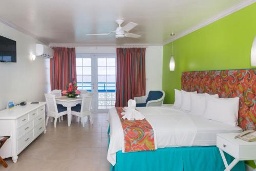 Suite Júnior davant de l'Oceà (Ocean Front Junior Suite)