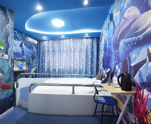 Отель Wuzhen love on the road theme Inn 0 звёзд Китай