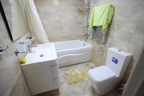 Апартаменты Люкс на Диляры Алиевой, 241