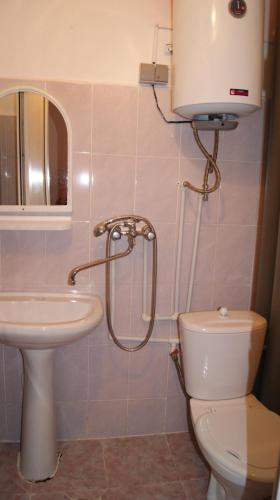 Estándar doble con ducha (Standard Double with Shower)