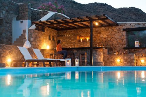 Villa Nirvana, Mykonos