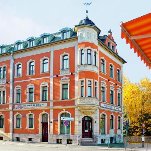Отель Hotel & Apartments Fürstenhof am Bauhaus 3 звезды Германия