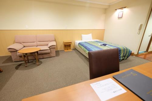 Einzelzimmer - Raucher (Single Room - Smoking)
