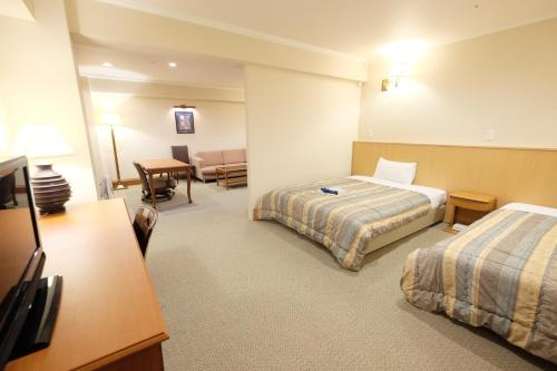 Superior Zweibett Zimmer - Raucher (Superior Twin Room - Smoking)