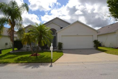 Saddle Ridge Villa 427